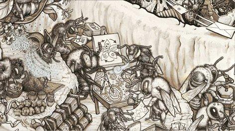 Mesoamerica Resiste - Beehive Collective