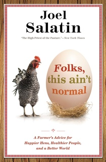 Folks this aint normal - J_Salatin - omslag voorzijde